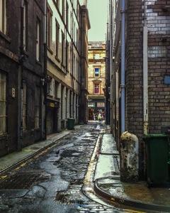 Alley Glasgow