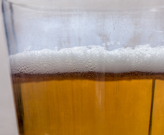 Beer, the solution, now, what's the problem.  This algorithm applies to a single beer.  If more than two or three are required, then ... Beer is the problem.  Now what's the solution.
